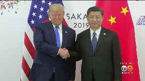 News video: Trump Publicly Urges China To Investigate Bidens As Impeachment Inquiry Continues