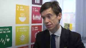 Former leadership contender Rory Stewart walks out on Tories and quits as MP [Video]
