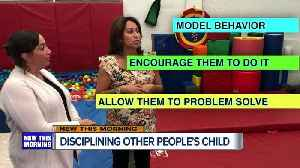 Advice on discipling other people's children [Video]