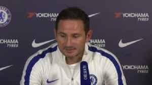 News video: Lampard: Abraham can step up for England