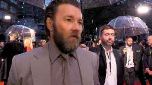 Joel Edgerton on the origins of 'The King' [Video]