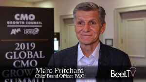 The Best Way to Deal With Disruption Is to Lead It: P&G's Pritchard [Video]
