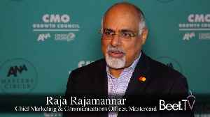 MasterCard Plans To Open More Restaurants, CMO Rajanmannar Says [Video]