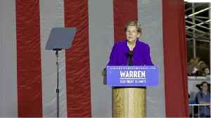 Elizabeth Warren Raises $24 Million In Third Quarter
