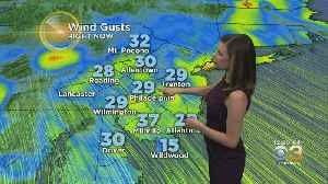 Midday Friday Weather Update: First Real Taste Of Fall This Weekend [Video]