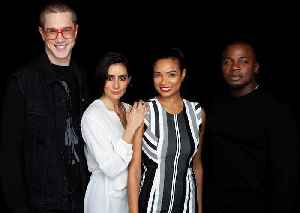 Derek Luke, Paola Núñez, Joel Allen & Rochelle Aytes Talk Season 2 Of USA's 'The Purge' [Video]