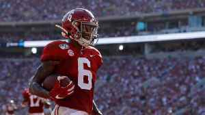 DeVonta Smith Makes Alabama's Wide Receiver Trio  the Best in College Football [Video]