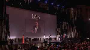 Action man Steven Seagal & actress Hend Sabry attend El Gouna Film Festival [Video]