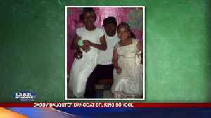 Daddy Daughter Dance at Dr. King School: 6-15-17 [Video]