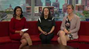 Special Olympics Iowa Interview [Video]