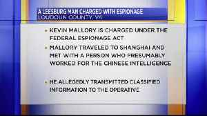 Espionage Arrest [Video]