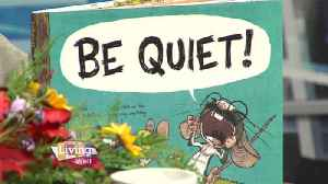 """This Week at Barnes & Noble: National Story Time """"Be Quiet"""" [Video]"""