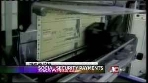 Social Security Benefit Payments Increase [Video]