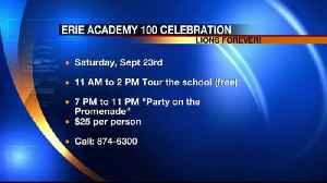 Newsmaker - Collegiate Academy 100 year Anniversary [Video]