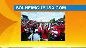 Solheim Cup [Video]