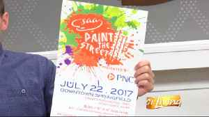 2017 Paint the Street in Springfield [Video]
