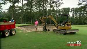 VIDEO: New Bern golf course plays the long game, sacrifices [Video]