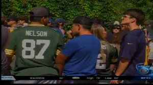 Green Bay Packers begin training camp [Video]