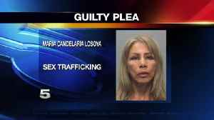 Brownsville Woman Pleads Guilty to Sex Trafficking [Video]