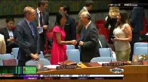 UN Imposes Tough new Sanction on N Korea KNWA [Video]