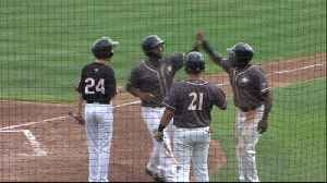 River Bandits beat Snappers [Video]