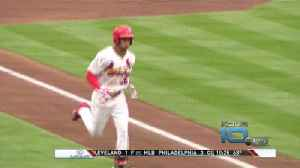 Cardinals Sweep Nats [Video]
