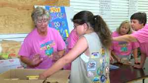 Girl scout gives back, one book at a time [Video]