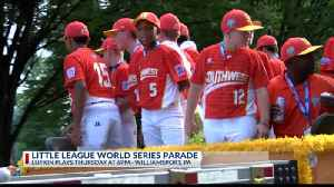 Lufkin all-stars ready for Little League World Series opener [Video]