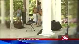 Rec Park Music Fest returns to Binghamton this weekend [Video]
