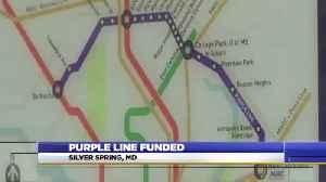 Purple line [Video]