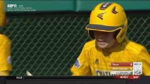 North State falls short in LLWS US title game, 6-5 to Texas [Video]