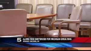 Valley Man Sentenced for Role in Michigan Drug Ring [Video]