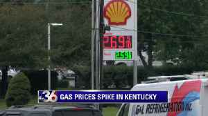 Gas prices spike in Kentucky [Video]