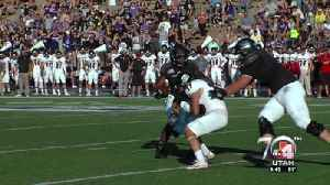 Weber State crushes Montana Western 76-0 [Video]