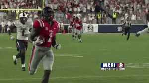 Rebels Run It Up On South Alabama [Video]