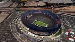 FAA OKs Oakland Raiders' plans for Las Vegas stadium [Video]