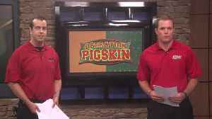 Week 4 Operation Pigskin Show [Video]