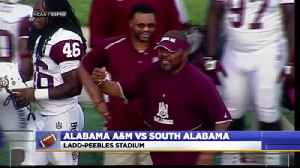 South Alabama shuts out Alabama A&M (Highlights) [Video]