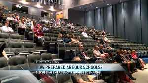 How prepared are our schools? [Video]