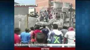 Major Earthquake Hits Central Mexico [Video]