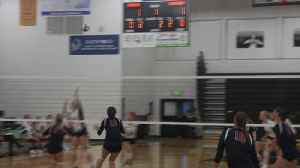 HS Volleyball: Century outlasts Mandan in five games [Video]