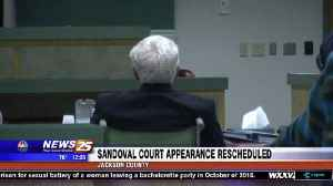 Sandoval court appearance rescheduled [Video]