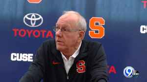 Syracuse basketball Media Day 10-20-17 [Video]
