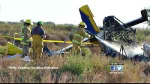 Report: Tupelo man survives Texas plane crash [Video]