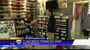Oroville moves forward on flavored tobacco and vaping products ban [Video]