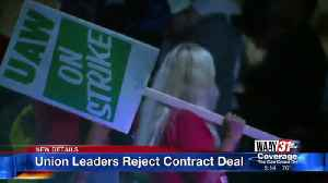 UAW Strike Continues [Video]
