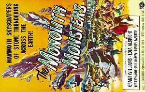 The Monolith Monsters Movie (1957) [Video]