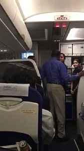 News video: ISRO chief gets warm welcome on board Indigo flight