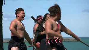 News video: New Zealand marks 250th anniversary of Cook's landing with Māori ceremony