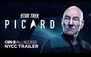 Star Trek Picard  New York Comic Con Trailer [Video]